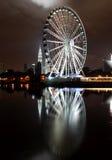 Roues de Ferris Image libre de droits