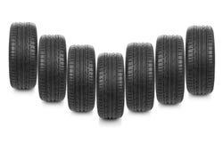 roues de sport de graphisme du véhicule 3d Photographie stock