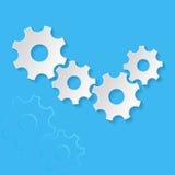Roues de vitesse Image stock