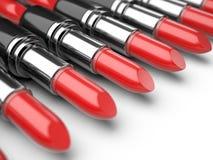 Rouge à lèvres rouge Photos libres de droits