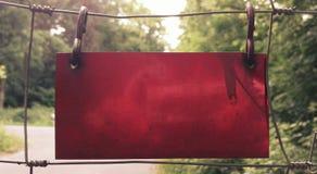 Rouge Photos libres de droits