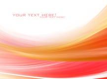 rouge abstrait de fond Images libres de droits