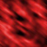 Rouge de bavure Photographie stock