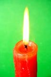 rouge de bougie Photo stock