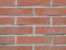 Rouge de brique de texture image stock