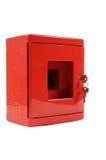rouge de cadre images stock