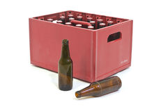 rouge de caisse Image stock