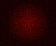Rouge de cubisme illustration de vecteur