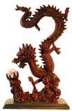 rouge de dragon photos libres de droits