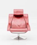 rouge de fauteuil Image stock