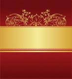 rouge de fond Photo stock