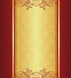 rouge de fond Photographie stock