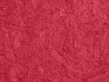 rouge de fond texturisé Image libre de droits