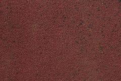 Rouge de papier de sable Photographie stock libre de droits