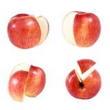 rouge de pomme Photos libres de droits