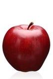 rouge de pomme Photos stock