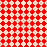 Rouge de texture de chandail Illustration de Vecteur