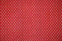 rouge de tissu de fond Photos libres de droits