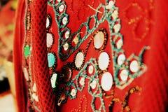 Rouge de vintage Images libres de droits