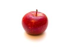 rouge frais de pomme Photos libres de droits
