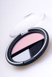 Rouge Kit Blush Powder Stock Images