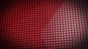 Rouge pour noircir des cubes illustration libre de droits