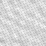 Rough alloy diamond plate meta royalty free illustration