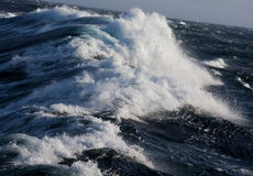 Rough Arctic Seas Stock Photos