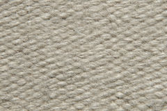 Rough beige camel wool fabric texture. Royalty Free Stock Images