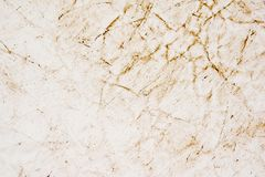 Rough beige paper grunge background texture for design.  royalty free stock images