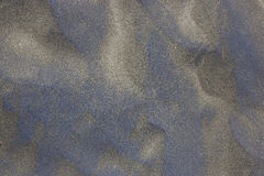 Rough blue volcanic sand texture Royalty Free Stock Photos