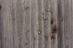 Rough boards old wooden wall background Stock Photo
