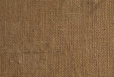 Rough braided straw cloth Royalty Free Stock Images
