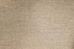 Rough braided wool/linen cloth Royalty Free Stock Photo