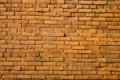 Rough brick wall royalty free stock photo
