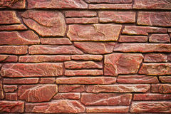 Rough brick wall Royalty Free Stock Image
