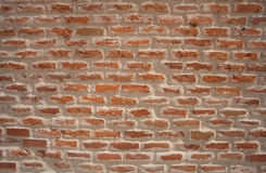 Rough brick wall. Royalty Free Stock Photo