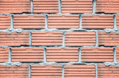 Rough brick wall. Texture for background Royalty Free Stock Photo