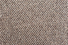 Rough brown camel wool fabric texture closeup Stock Photos