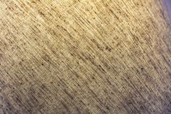 Rough brown Fabric Texture Background Royalty Free Stock Photo