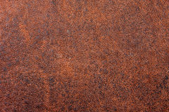 Rough brown leather Royalty Free Stock Photography