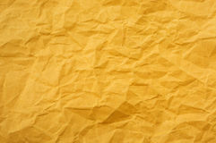 Rough brown paper Royalty Free Stock Image