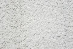 Rough bulge crack white concrete wall background, texture.  royalty free stock photography