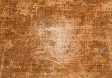 Rough Burlap Fabric Stock Photos