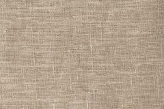 Rough burlap texture Royalty Free Stock Image