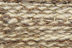 Rough camel wool fabric texture.Background. Royalty Free Stock Images