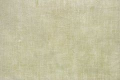 Rough canvas background. Canvas background on the basis of a rough cotton fabric Stock Photos