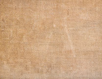 Rough canvas texture Stock Photography