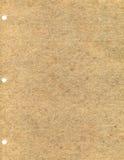 Rough carton texture. Very rough carton with three holes texture scanned stock photos