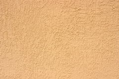 Rough cement plaster wall as texture Royalty Free Stock Photography